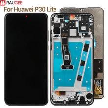 Dành cho Huawei P30 Lite MÀN HÌNH Hiển Thị LCD + Màn Hình Cảm Ứng 100% Mới Bộ Số Hóa Màn Hình Kính Cường Lực Thay Thế Cho Huawei P30 P 30 Lite Hiển Thị