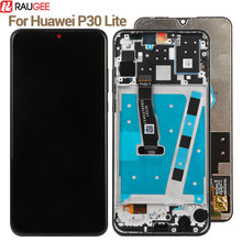 Voor Huawei P30 Lite Lcd scherm + Touch Screen 100% Nieuwe Digitizer Screen Glas Panel Vervanging Voor Huawei P30 P 30 Lite Display