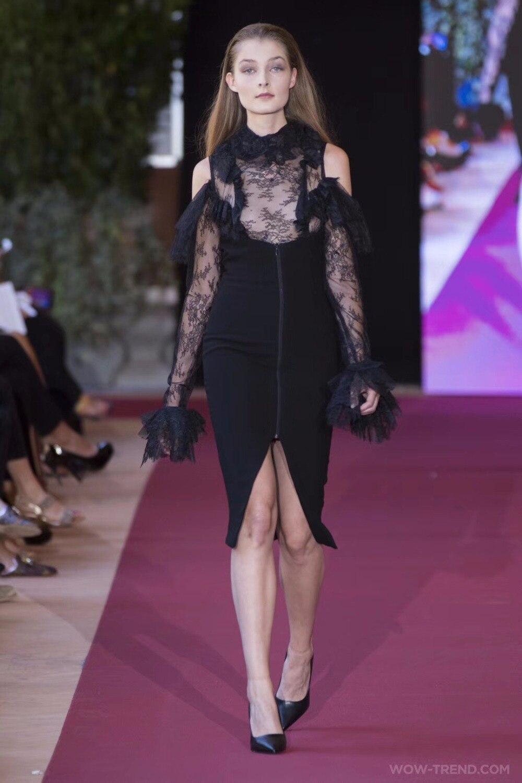 f0ab0611a9b 2018-femmes-d-t-Manches-Longues-Noir-dentelle -Genou-Longueur-o-cou-Bandage-Party-Celebrity-moulante.jpg