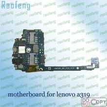 Raofeng Высококачественная материнская плата для lenovo a319 разблокированная Разобранная материнская плата тестирование поодиночке хорошо работает перед отправкой