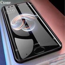 Cxone For Xiaomi Mi Note 3 Tempered Glass Scrachproof 9H 2.5D Full Cover Screen Protector Film MI 2