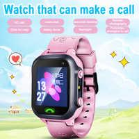 Z1 inteligentny zegarek dla dzieci LBS zegarek z gps dla dzieci smartwatch z kamerą latarka SOS zegar alarmowy dla dzieci zegarki smartwatch