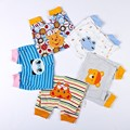 Baby PP pants Newborn clothes 3M -24M babies pants children's cartoon pants infant baby boys girls trousers baby clothing