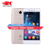 "NEUE China Mobile A3S Snapdragon 425 Quad-Core 5,2 ""HD 1280*720 P 2 GB RAM 16 GB ROM Daul Sim-karte FDD-LTE Handy"