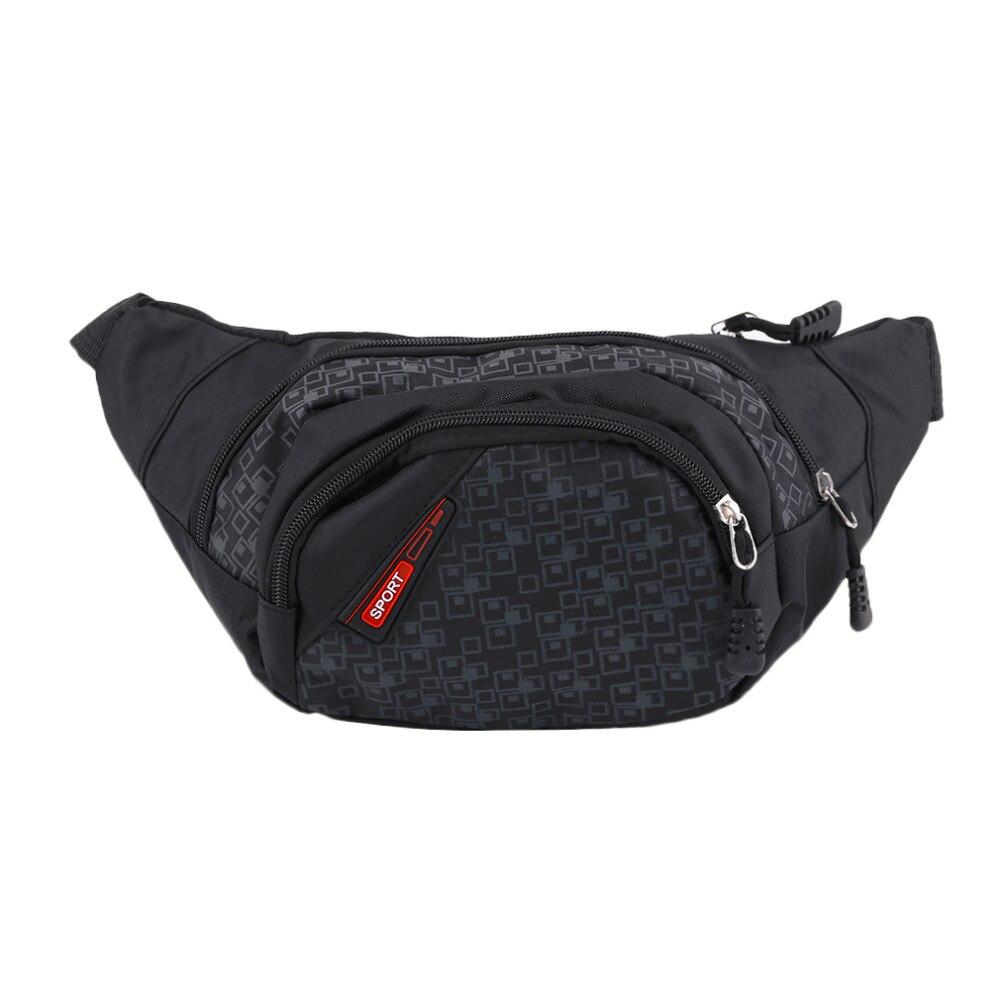 2017 Neue Große Kapazität Taille Tasche Einfache Pack Reiten Reise Täglich Tasche Wasserdichte Bum Tasche Reise Handy Tasche