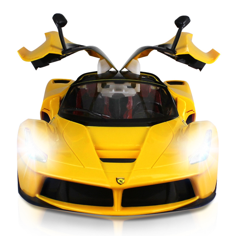 1:12 a key to open the door 5 simulation models of remote control ,Childrens toy car, remote control cars,rc car