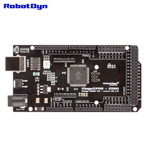 Image 5 - Mega XPro 2560 R3 إضافي 86 I/O ، CH340C/ATmega2560 16AU ، RGB LED ، 5V