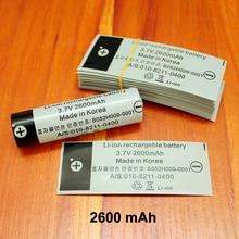 100pcs/lot Lithium Battery Plastic Shrink Sleeve 18650 Special Pvc Heat Shrinkable Insulation Film 2600mah