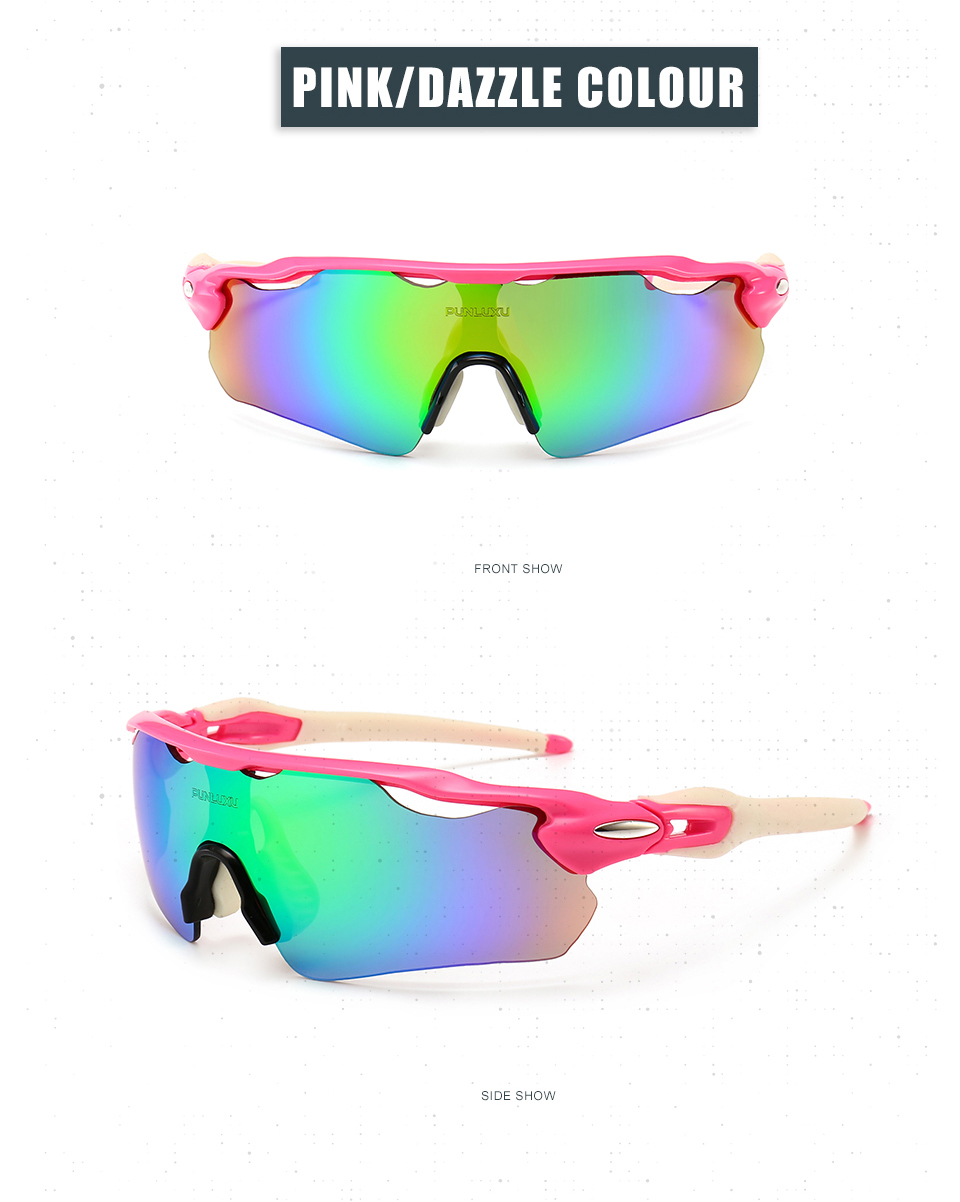 e4247b15b3 Polarized Cycling Outdoor Sport Bicycle SunGlasses Radareve Cycling ...