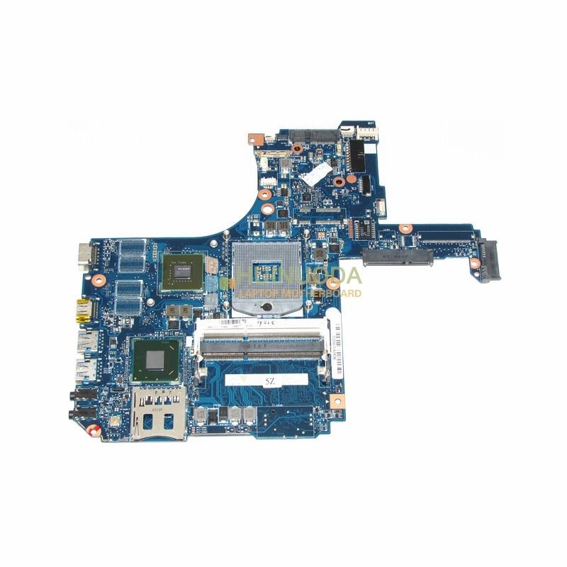 NOKOTION H000055960 CARTE PRINCIPALE Pour Toshiba Satellite L50 L50-A Mère D'ordinateur Portable HM76 DDR3 GT710M Graphiques Discrets