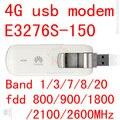 150 мбит lte модем huawei E3276s-150 4g usb-модем e3276 lte 3 г 4 г usb dongle e3272 lte usb-палки мобильный пк e3372 e8372 e8278