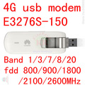 150 mbps módem lte huawei e3276s-150 4g usb módem e3276 lte 3g 4g usb dongle lte usb stick móvil pk e3372 e3272 e8372 e8278