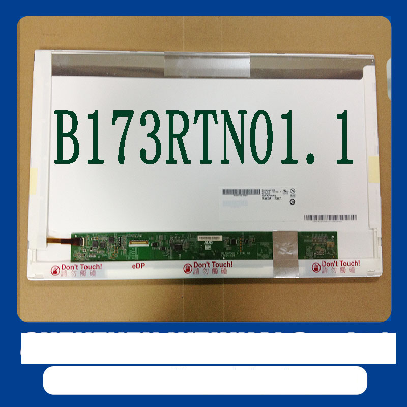 Free shipping N173FGE-E23 Rev B2 LP173WD1 TPA1 B173RTN01.1 LP173WD1 TPE1 17.3LED EDP 30PIN LED LCD PANEL LAPTOP SCREEN панель универсальная led rev lp slim quadro 36вт 6500k
