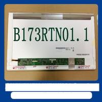 FREE Shipping 17 3 Laptop Led Screen B173RTN01 1 B173RTN01 3 B173RTN01 N173FGE E23 LP173WD1 TPE1