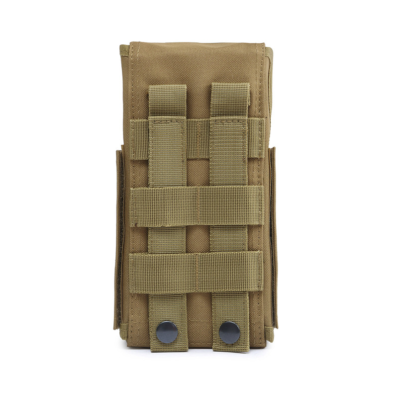 Image 2 - 2019 new Hunting Accessories Tactical Ammo Bags MOLLE 25 Rounds 12 Gauge Ammo Shells AIRSOFT Reload Magazine Pouches-in Hunting Gun Accessories from Sports & Entertainment