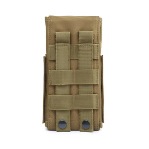 Image 2 - 2019 new Hunting Accessories Tactical Ammo Bags MOLLE 25 Rounds 12 Gauge Ammo Shells AIRSOFT Reload Magazine Pouches