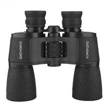 Genuine high power Military binoculars 20X50 night vision powerful telescopes telescopio football camping outdoor tools new