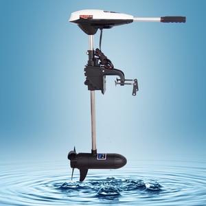 Image 1 - Atacado preço de facotry marinha 65lbs motor de corrico elétrico para o barco de pesca kayak durável