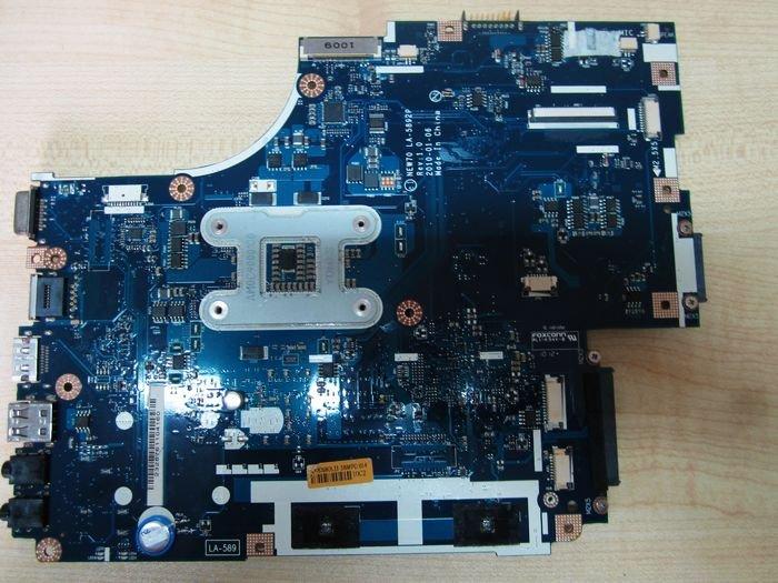 LA-5892P/TM5740 integrated motherboard for A*cer laptop TM5740 MBTVF02001