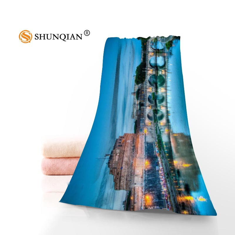 Custom Creative: Rome Towels Microfiber Bath Towels Travel,Beach,Face Towel
