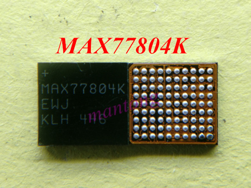 2 pièces 5 pièces Pour Samsung Galaxy S5 G900H petite puissance IC 77804 K MAX77804K