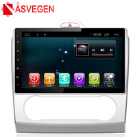 Asvegen 10.2'' 2 Din Android 6.0 For Ford Focus 2009 Quad Core Ram 2G Touch Screen Car Radio Stereo Multimedia GPS Navigation