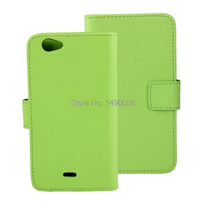 High Quality PU Wallet Leather Case Cover For Wiko Highway Signs with Card Slot Free Shipment