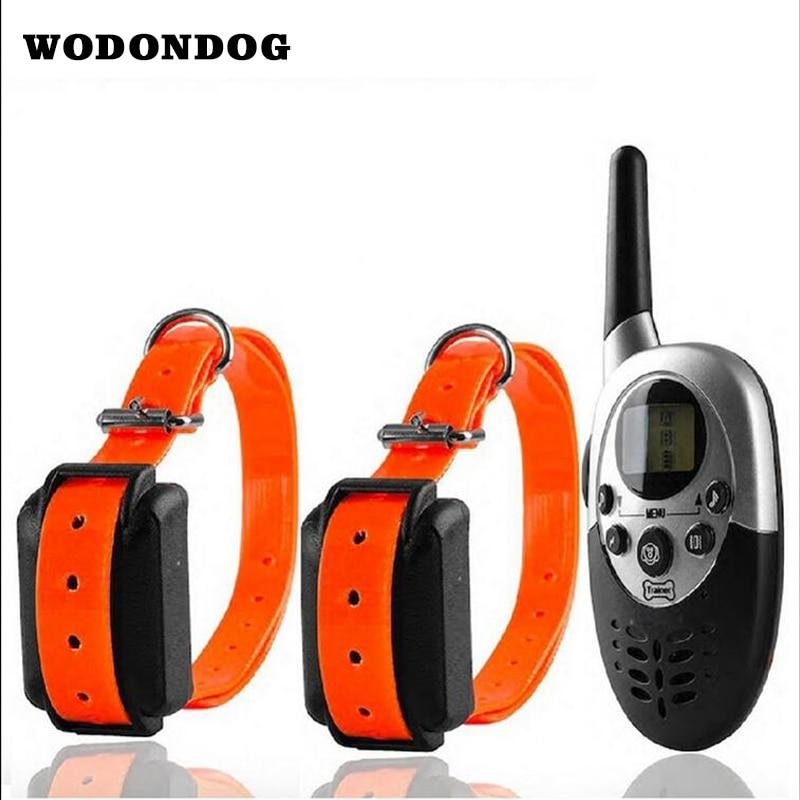Távoli kutyaképző gallér Kisállat kutyák Elektromos sokk edzés - Pet termékek