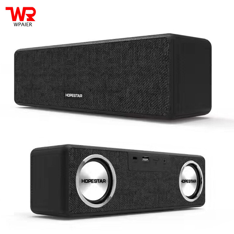 HOPESTAR A5 HIFI Wireless bluetooth speaker portable NFC bluetooth mni speaker shocking quality new style
