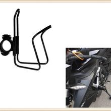 Аксессуары для мотоциклов воды держатель для напитков Руль бутылки адаптер для HONDA CBF600 SA CBR600F hoRnet 250 cb400 CB599 CB600