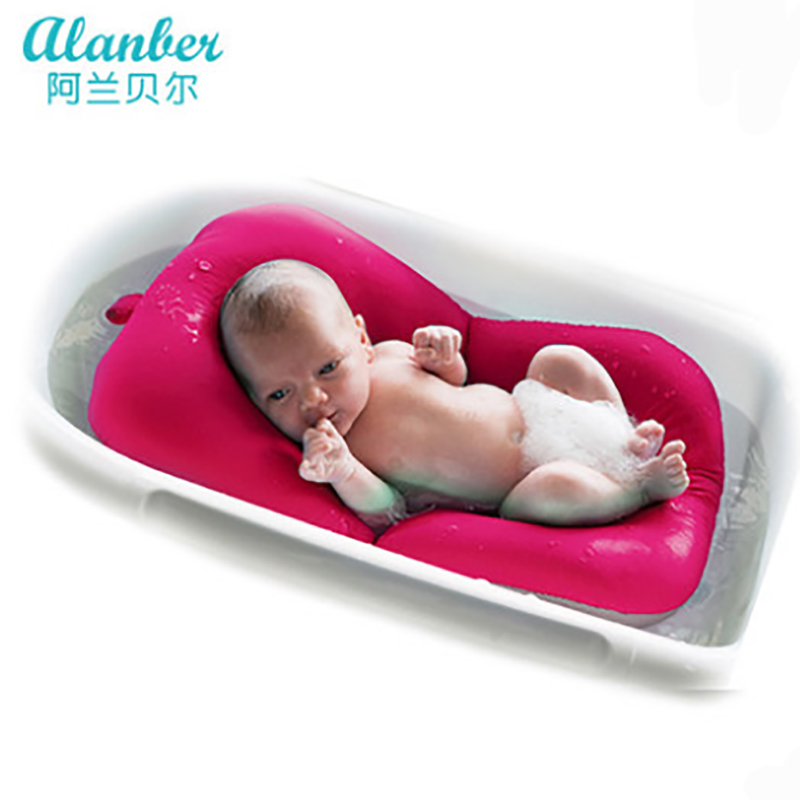 Baby bath products, baby bathing and antiskid bath mat, baby shower mat.