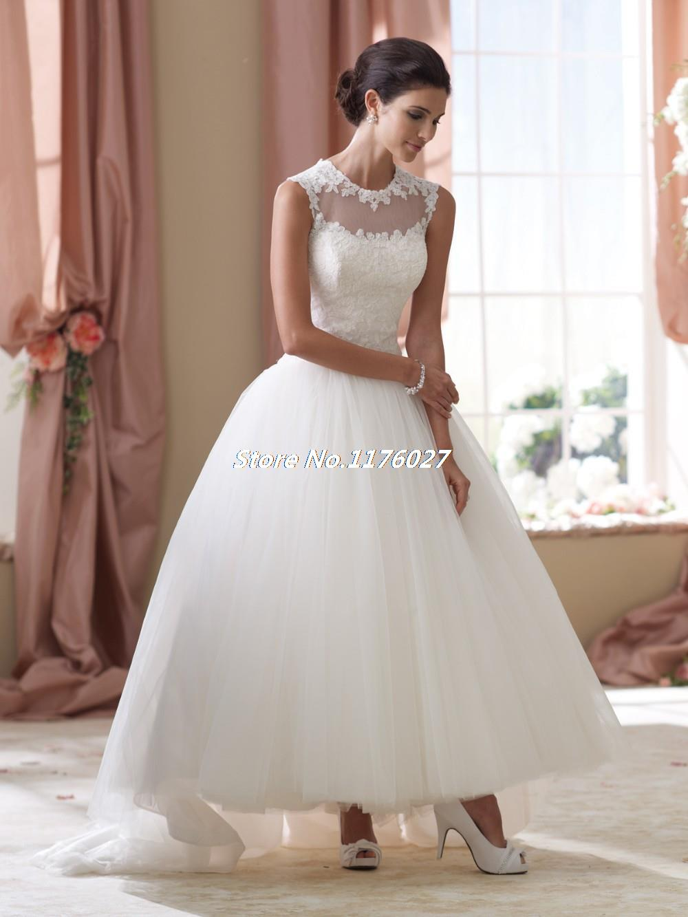 budget tea length wedding dress beach wedding dresses cheap Picture wedding dress wedding dresses tea length wedding dresses short wedding dresses