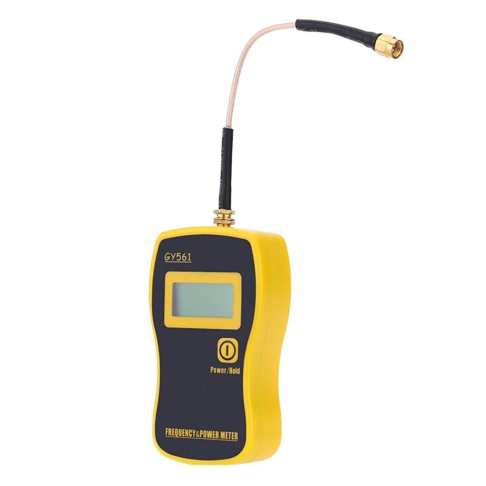 Новый GY561 мини ручной счетчик частоты метр Мощность измерения для двусторонней Радио