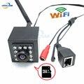 HQCAM 720 P mini wifi ip kamera drahtlose webcam  10 stücke 940 Infrarot nachtsicht unterstützung sd karte Hausüberwachung Externes MIKROFON-in Überwachungskameras aus Sicherheit und Schutz bei