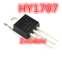10pcs HY1707 TO-220 1707 TO220 new original 10pcs l7812cv to220 l7812 to 220 7812cv new and original ic