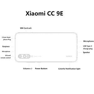 """Image 5 - Original xiaomi cc9e 4 gb 64 gb snapdragon 665 amoled celular cc 9e 6.088 """"octa núcleo 48mp ai câmera 4030 mah 4g celular"""