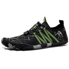 Мужская и женская обувь для водных видов спорта; пляжная обувь для плавания с пятью пальцами