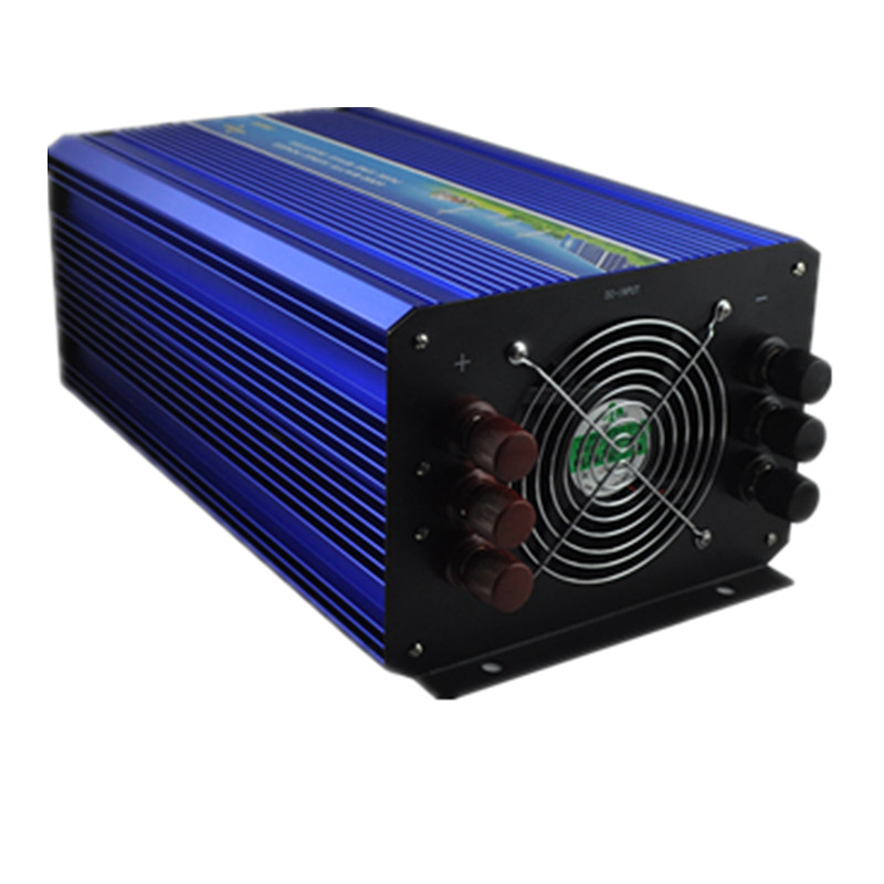 Off grid 6000w Peak power inverter 3000W pure sine wave inverter 12V DC TO 220V 50HZ AC Pure Sine Wave Power Inverter 6000w peak pure sine wave solar power