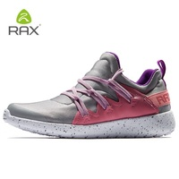 RAX Women Running Shoes Women'S Sneakers Trainers Lightweight Soft Flat Fitness Gym Sports Shoes Casual Ladies Shoes D0523