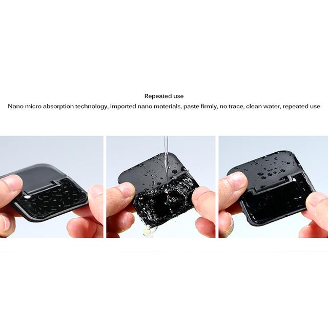 Laptop Stand Cooler Black Cooling Bracket Radiator Holder Folding for iPad Macbook Notebook Stand Tablet Mount Heat Dissipation