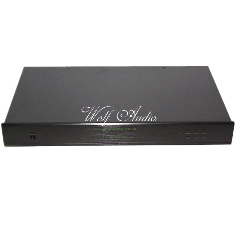 Nouvelle finition DAC10 PCM1794 décodeur HiFi Coaxial Fiber USB à XLR sortie Audio DAC décodeur