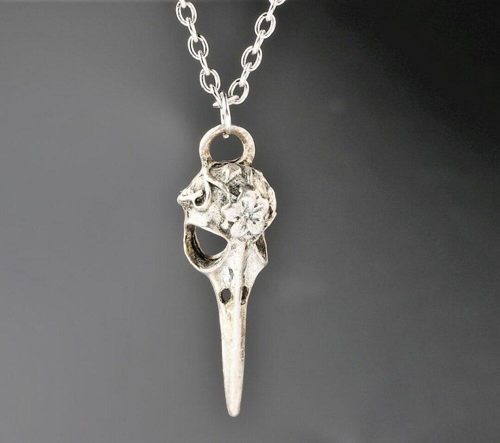 Vulture Skull Pendant - 3DKitbash.com (HY8SDL53L) by 3DKitbash |Turkey Vulture Skull Pendant
