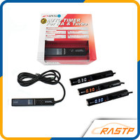 RASTP APEXI Turbo Timer For Universal Car Auto With Original Box And Logo Red Blue White
