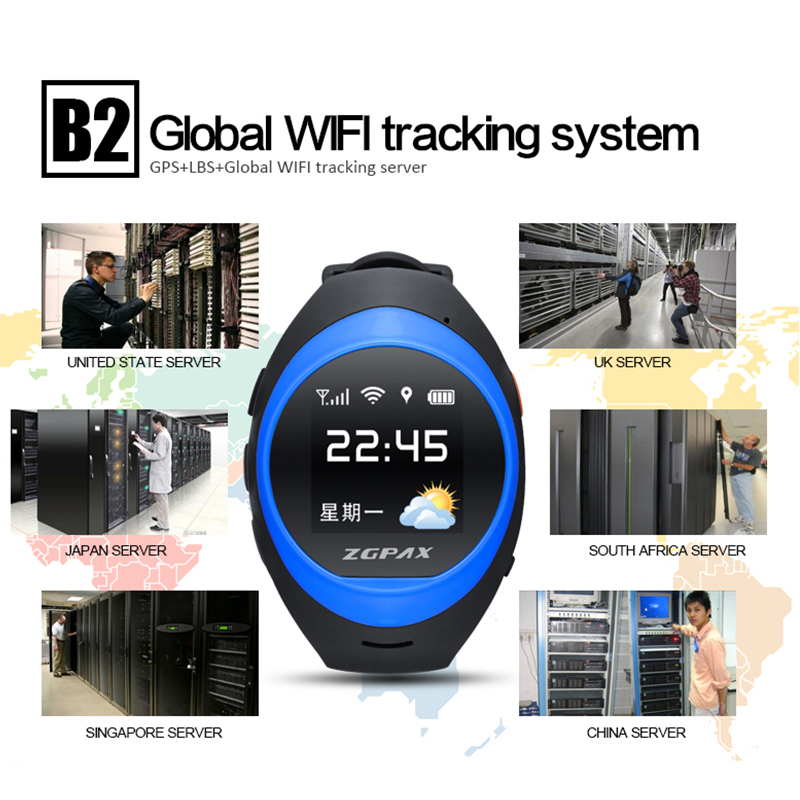 US $46 73 |2016 best selling bluetooth digital gps tracker mobile watch  phone smart watch s888 for elder and children-in Smart Watches from  Consumer