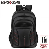 KINGSLONG Men S Backpack 2017 15 6 Inch Laptop Backpack Bags Large Capacity Business Style Bag