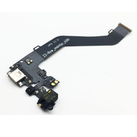 New For Lenovo ZUK Z2 USB Charging Dock Port Connector Charger Plug Board With Mcrohone ear Jack Flex Ribbon Cable