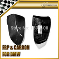 New For BMW F20 F22 F23 F30 F35 F31 F32 E84 Real Carbon Fiber Mirror Cover Replacement 2PCS