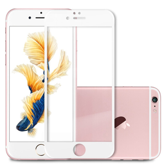 3D Full Cover Tempered Glass For IPhone 5 6 6s 7 8 Plus Glass Screen Protector