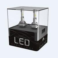 1 Pair Souel CSP 60W 8400LM T5 Auto LED HeadLight Kit Bulb H1 H3 H4 H7