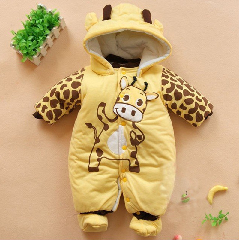 3 6 9 Months Newborn Infant Clothes Cute 3d Costume Halloween Outfits for Baby Girls and Baby Boy Winter Clothes